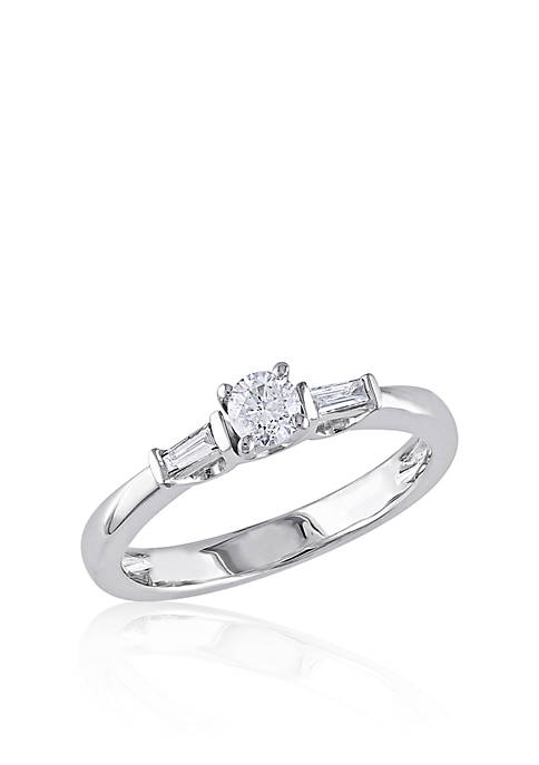 Belk & Co. 1/3 ct. t.w. Diamond Engagement