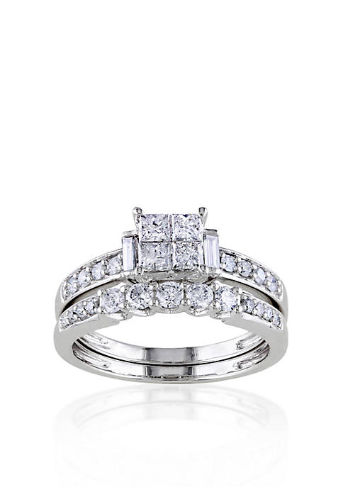 Belk & Co. 1 ct. t.w. Diamond Bridal