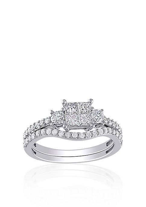 Belk & Co. 1 ct. t.w. Diamond Bridal