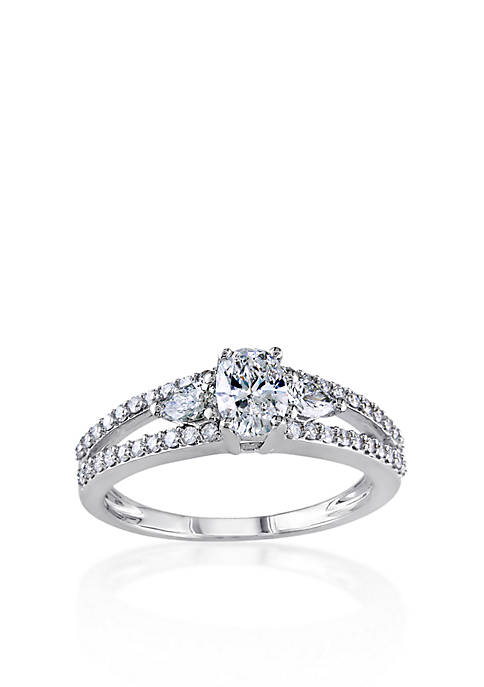 Belk & Co. 1.00 ct. t.w. Diamond Bridal