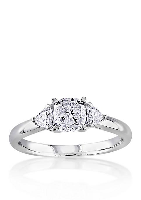 Belk & Co. 1 ct. t.w. Diamond Engagement