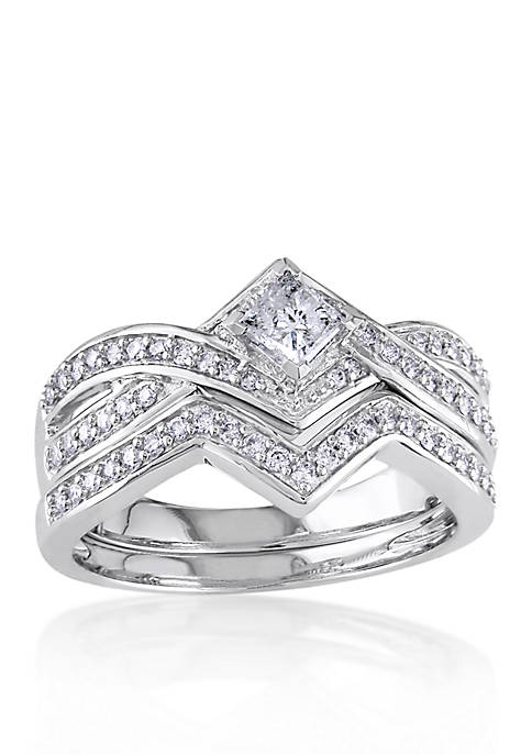 Belk & Co. 5/8 ct. t.w. Diamond Bridal