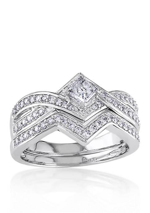 Belk & Co. 5/8 ct. t.w. Diamond Bridal