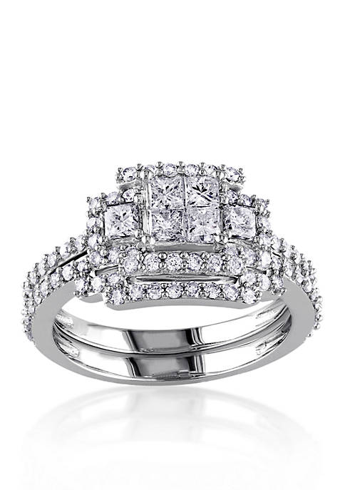 Belk & Co. 1.20 ct. t.w. Diamond Bridal