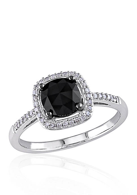 Belk & Co. 1.02 ct. t.w. Black and