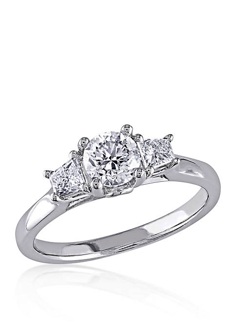 Belk & Co. 1 ct. t.w. Diamond Engagement