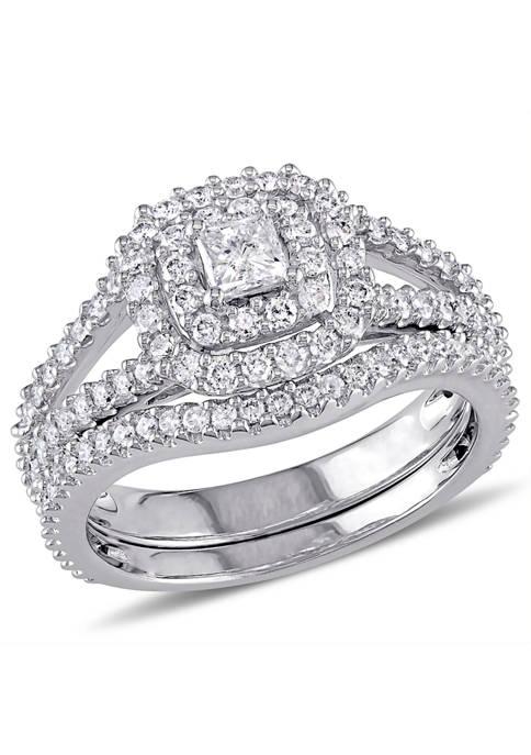 Belk & Co. 1.2 ct. t.w. Diamond Princess