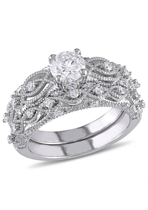 Belk & Co. 1.25 ct. t.w. Diamond Infinity