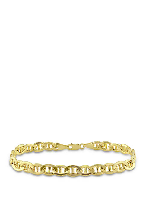 Belk & Co. Mariner Link Chain Bracelet in