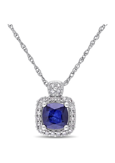Belk & Co. 3/4 ct. t.w. Diffused Sapphire