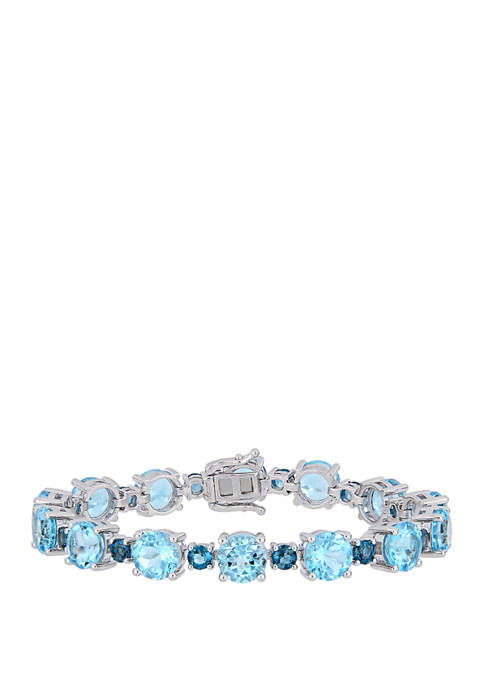 Belk & Co. 37.1 ct. t.w. Sky and