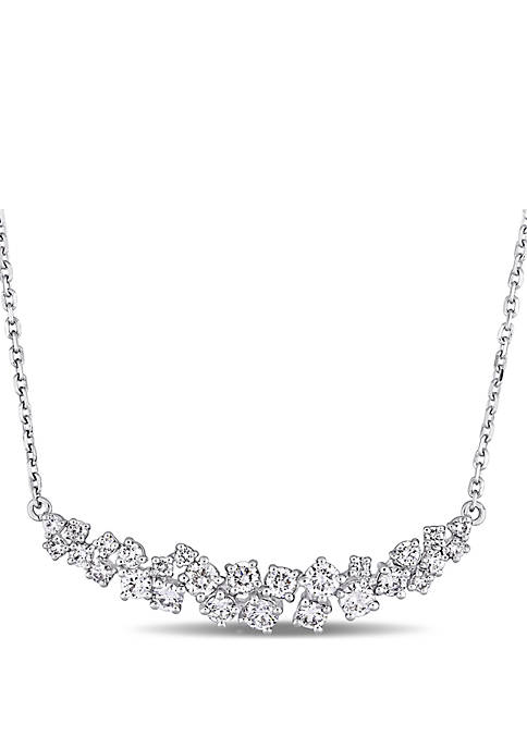 Belk & Co. 1.1 ct. t.w. Diamond Cluster