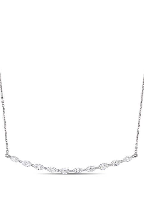 Belk & Co. 1.2 ct. t.w. Diamond Necklace