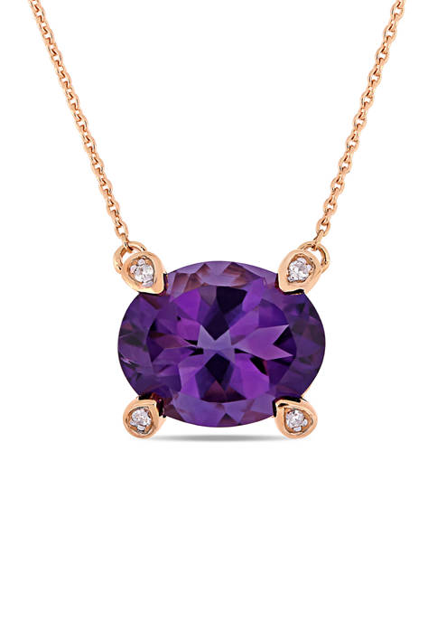 Belk & Co. 2.38 ct. t.w. Amethyst and
