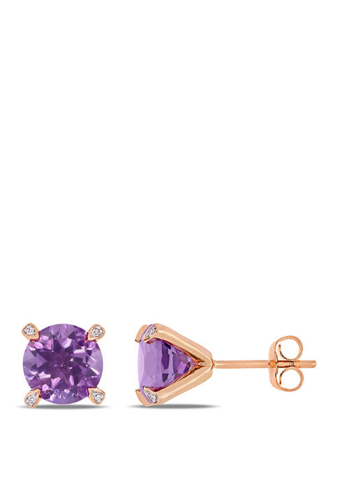 Belk & Co. 3 ct. t.w. Amethyst and