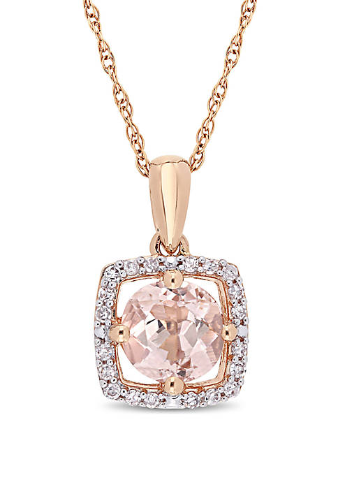 Belk & Co. 0.8 ct. t.w. Morganite and