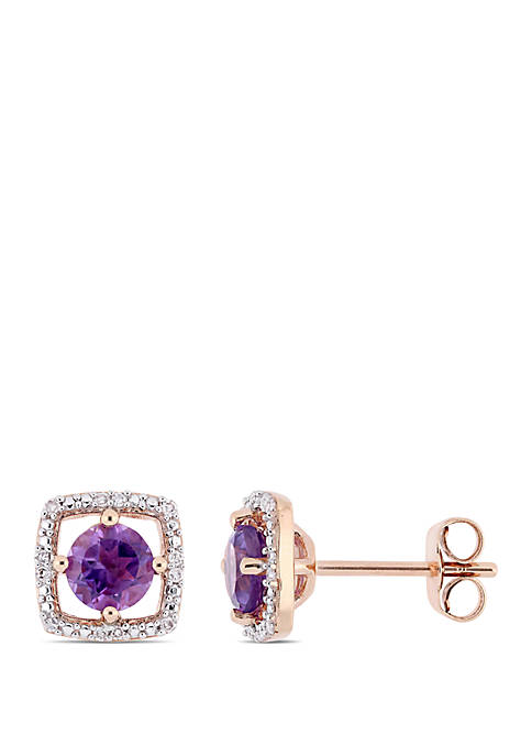 Belk & Co. 0.8 ct. t.w. Amethyst and