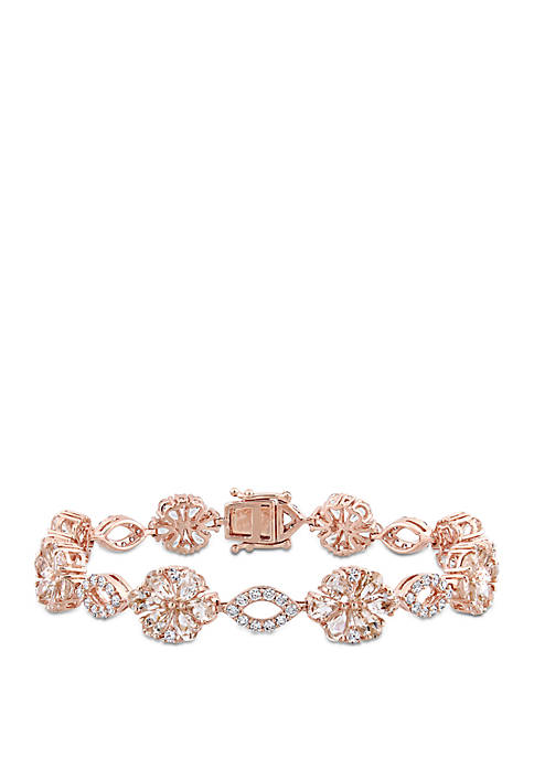 Belk & Co. 12.5 ct. t.w. Morganite, White