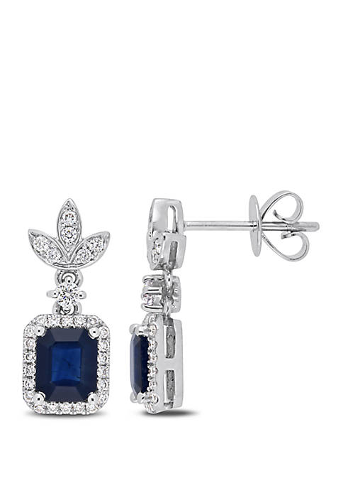 Belk & Co. 1.8 ct. t.w. Sapphire and