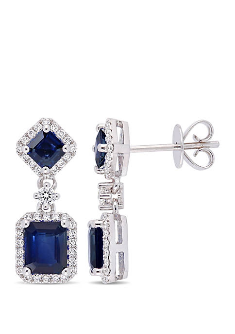 Belk & Co. 2.38 ct. t.w. Sapphire and