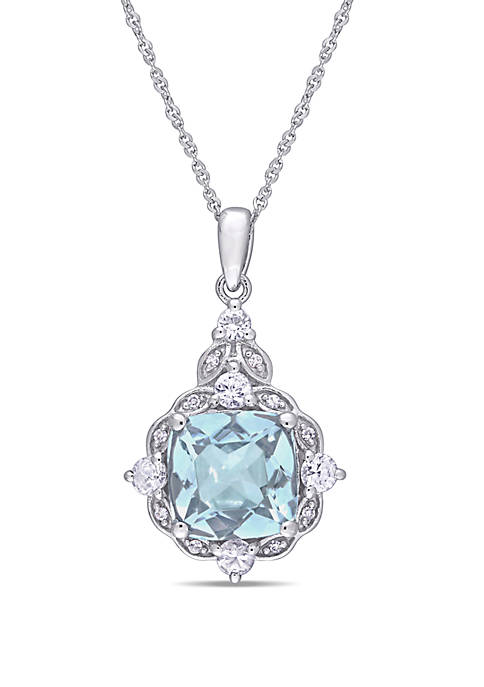 Belk & Co. 2.15 ct. t.w. Aquamarine, 1/3