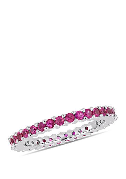 Belk & Co. 1.5 ct. t.w. Pink Sapphire