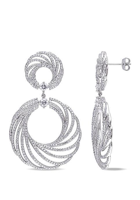 Belk & Co. 4.8 ct. t.w. Diamond Hoop