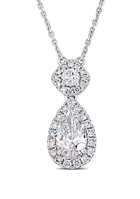 Belk & Co. 2.0 ct. t.w. Pear and