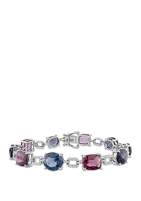 Belk & Co. Multi Colored Spinel and 1/2