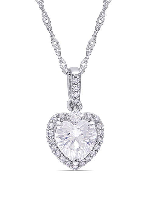 Belk & Co. Lab Created 4/5 ct. t.w.
