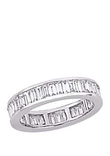 Belk & Co. 3.0 ct. t.w. Baguette Cut Diamond Full Eternity Band in 18k White Gold