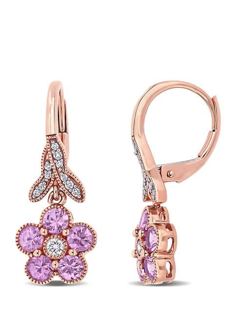 Belk & Co. 1.25 ct. t.w. Pink Sapphire