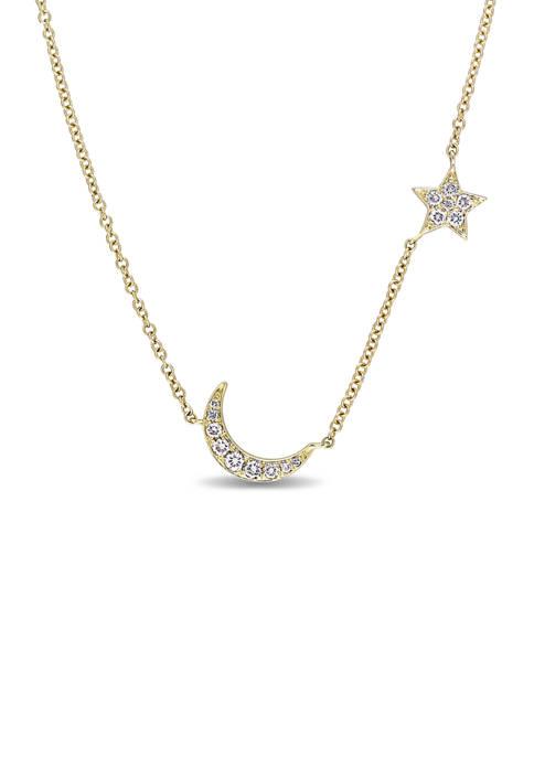 Belk & Co. 1/6 ct. t.w. Diamond Star