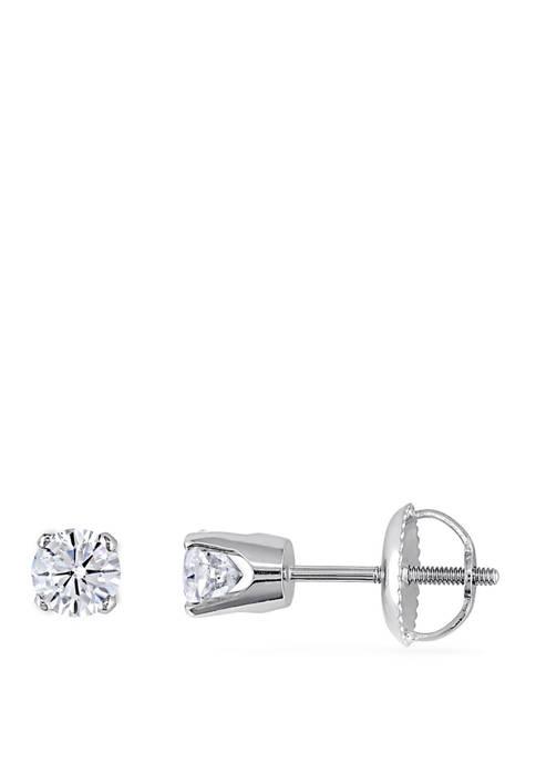 Belk & Co. 1/2 ct. t.w. Diamond Stud