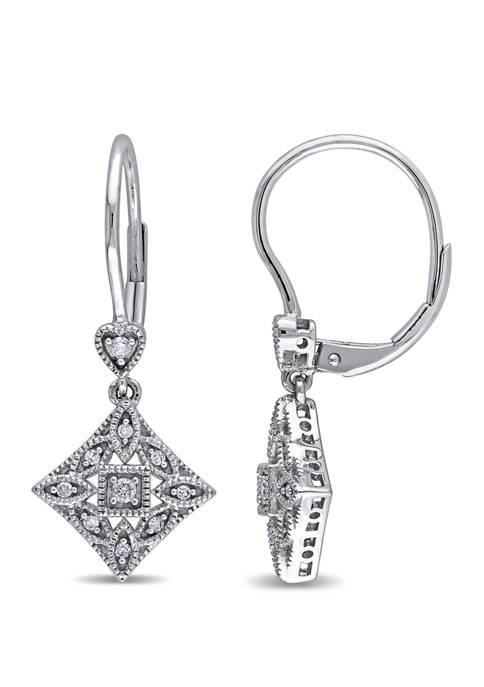Belk & Co. 1/6 ct. t.w. Diamond Vintage