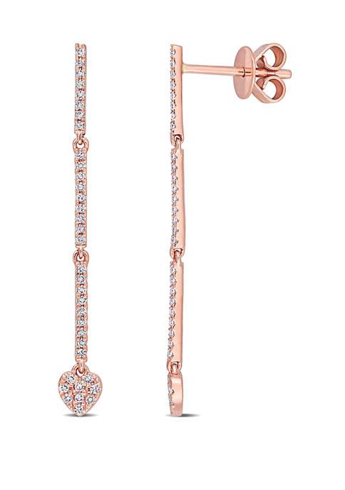 Belk & Co. 1/5 ct. t.w. Diamond Linear
