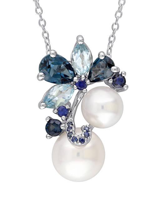Belk & Co. Cultured Freshwater Pearl, 2.3 ct.