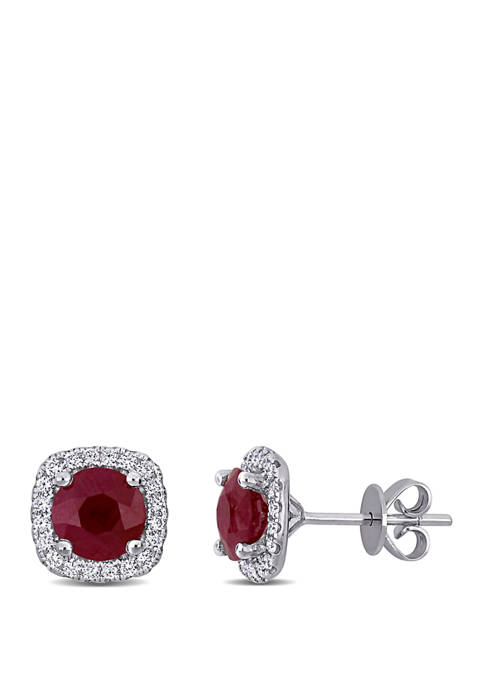 Belk & Co. 2.5 ct. t.w. Ruby and