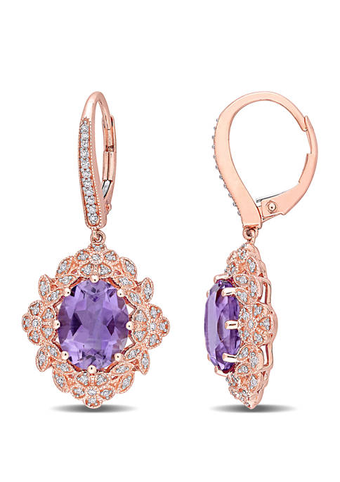 Belk & Co. 4.38 ct. t.w. Amethyst and