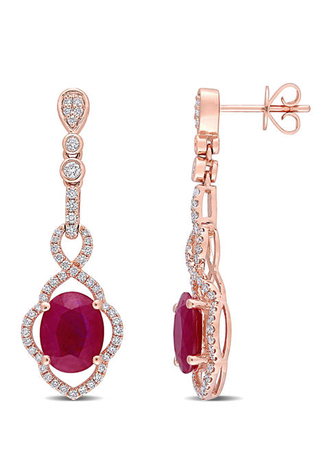 Belk & Co. 4.75 ct. t.w. Ruby and