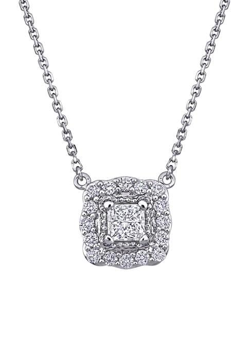 Belk & Co. 5/8 ct. t.w. Diamond Vintage
