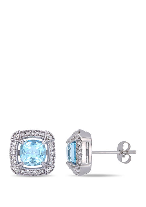 Belk & Co. 2.38 ct. t.w. Blue Topaz,