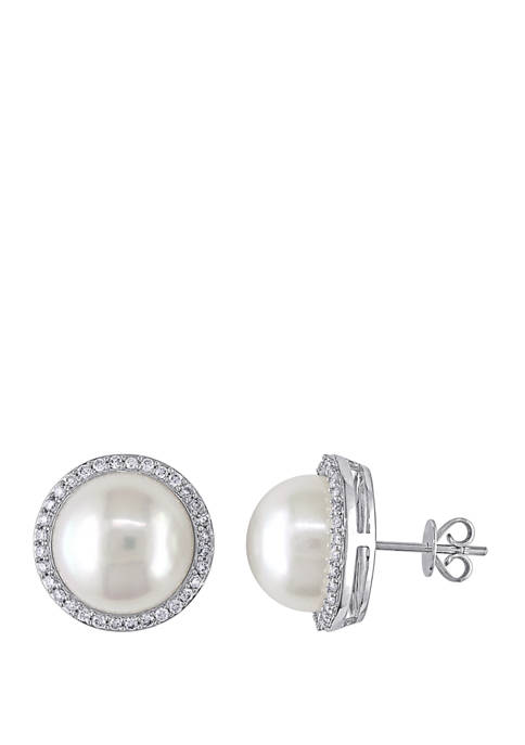Belk & Co. 12.5-13 Millimeter Cultured Freshwater Pearl