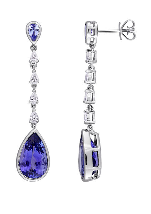 Belk & Co. 7 ct. t.w. Tanzanite and