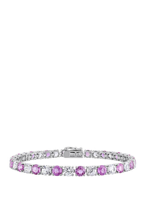 Belk & Co. 16.2 ct. t.w. Pink and
