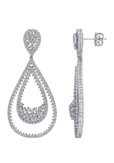 Belk & Co. 4.15 ct. t.w. Diamond Drop