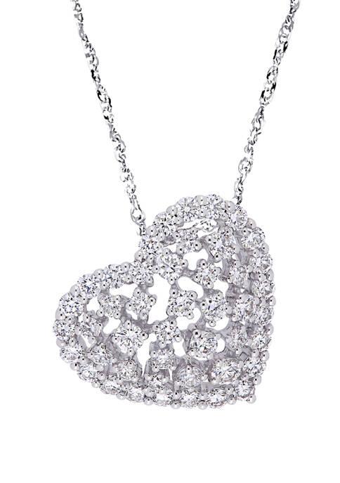 Belk & Co. 1 ct. t.w. Diamond Filigree