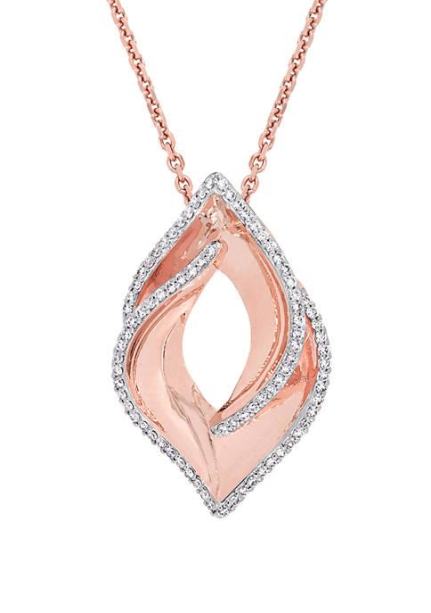 Belk & Co. 2/5 ct. t.w. Diamond Curvy