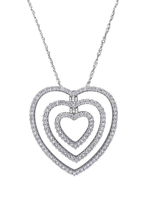 Belk & Co. 5/8 ct. t.w. Diamond Triple