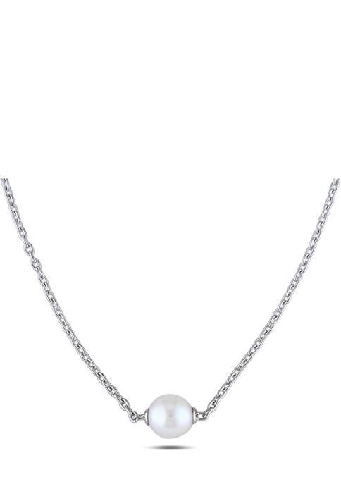 Belk & Co. 9-9.5 Millimeter Cultured Freshwater Pearl